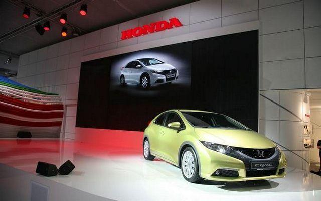 Nowa Honda Civic IX