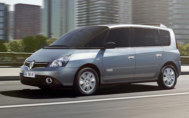 Nowe Renault Espace - czyli facelifting