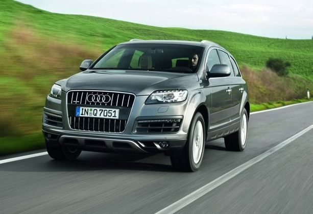 Audi Q7 - silnik 3.0 TDI