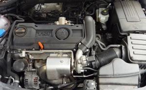Skoda Octavia - silnik 1.4 TSI