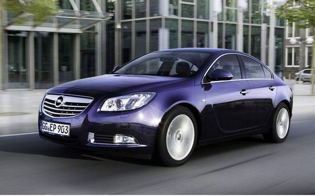 Opel Insignia 2.0 CDTI BiTurbo 195 KM