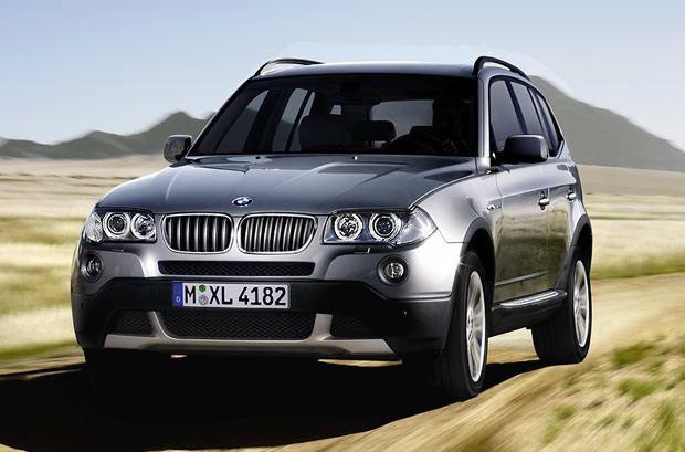 ostatnie BMW X3