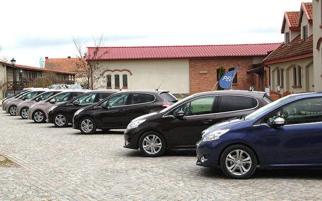 Peugeot 208 - prezentacja