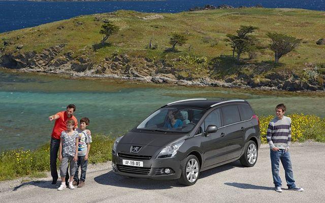 Peugeot 5008 Family