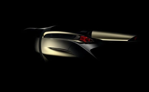 Peugeot HR1 - pojazd koncepcyjny