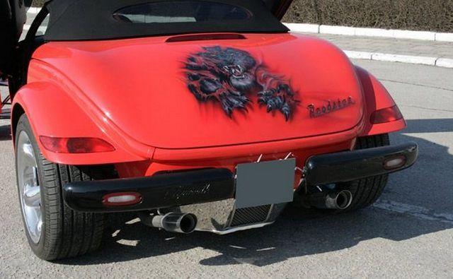Plymouth Prowler przed tuningiem