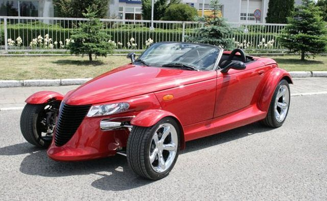 Plymouth Prowler by Pachura