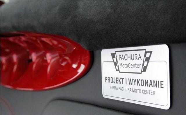 Plymouth Prowler po tuningu