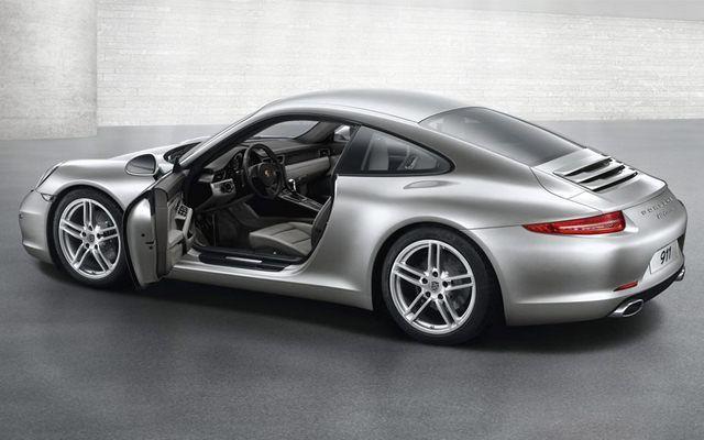 Nowe Porsche 911