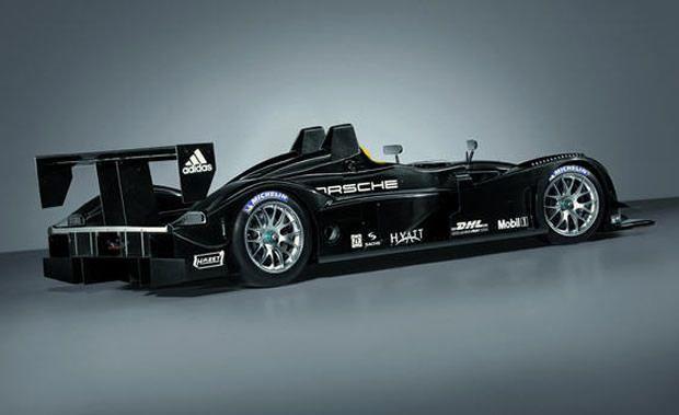 Porsche Spyder - formula F1