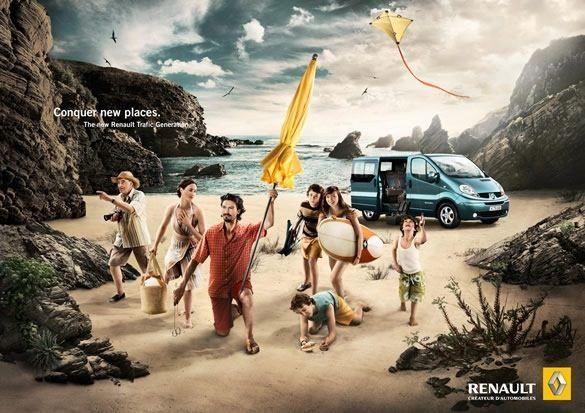 reklama Renault