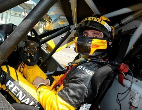 Kubica Renault