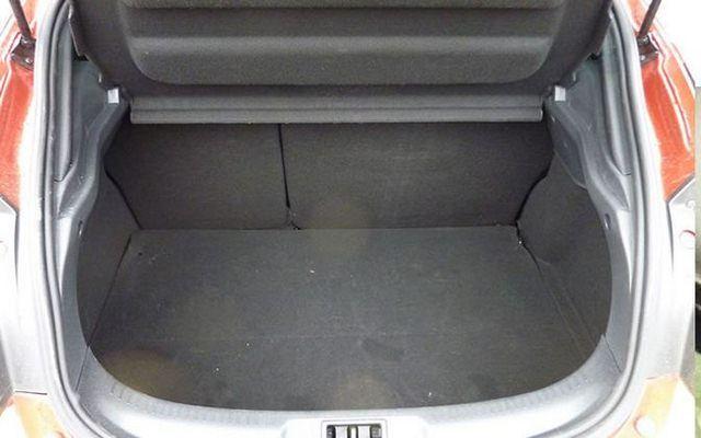 Renault Megane GT - bagażnik
