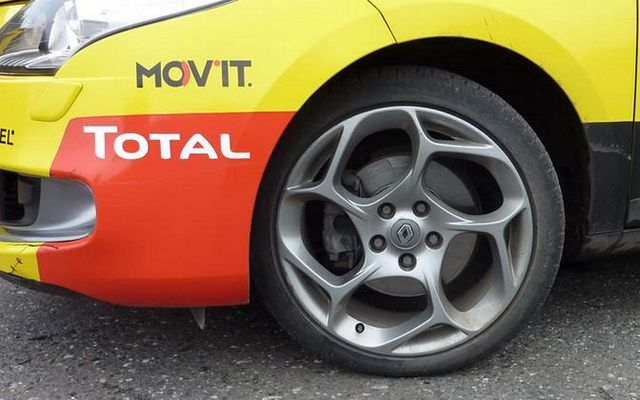 Renault Megane GT - 19 calowe falgi