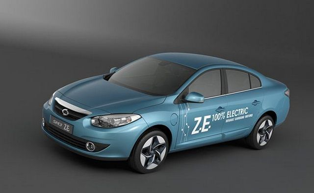 Renault Samsung SM3 Z.E.