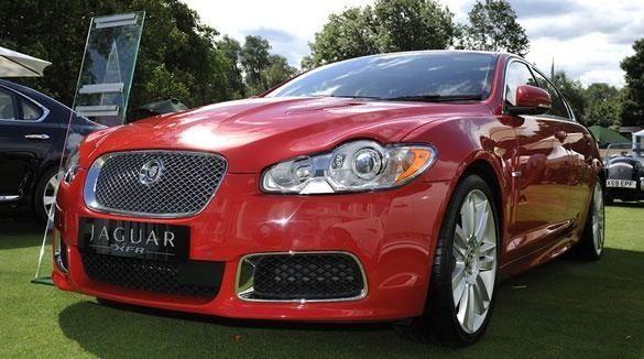Salon Prive 2010 - Jaguar