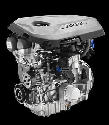 nowy silnik GTDI od Volvo