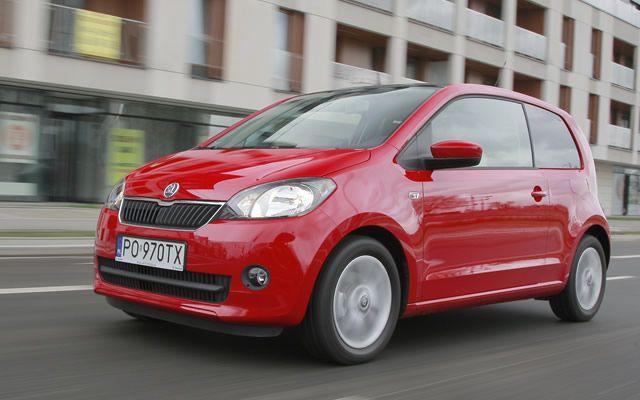 Citigo to zupełnie nowy model Skody (VW)