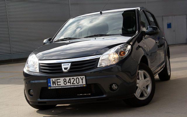 Test: Dacia Sandero LPG 1.2 75 KM