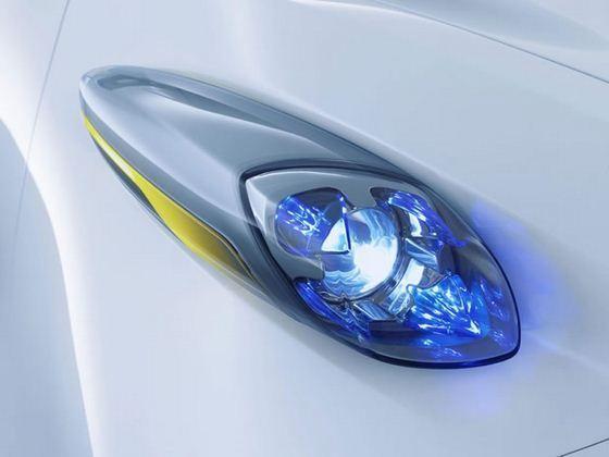Nissan Townpod - pojazd koncepcyjny