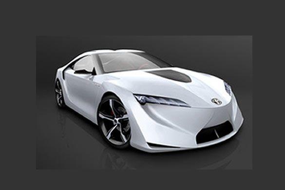 Toyota Supra 2013