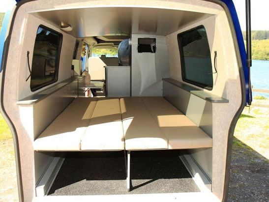 Volkswagen Transporter DoubleBack