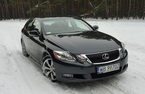Test Lexus GS 300