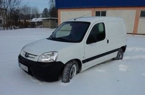 Peugeot 1.6 HDI Test