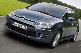 Test Citroena C4 1.6 VTI