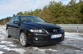Test Mazda 6 MPS