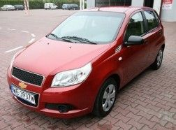 Test Chevroleta Aveo 1.2 LPG