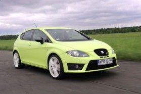 Seat Leon Cupra R - test