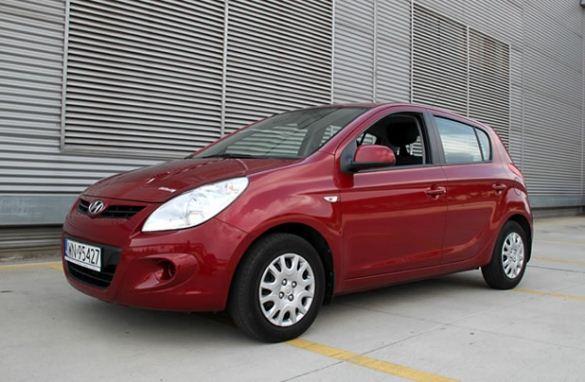 Test Hyundai i20 1.2