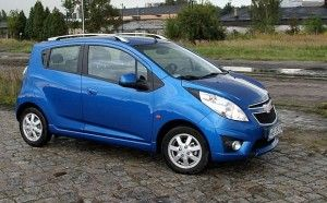 Test Chevroleta Spark 1.2
