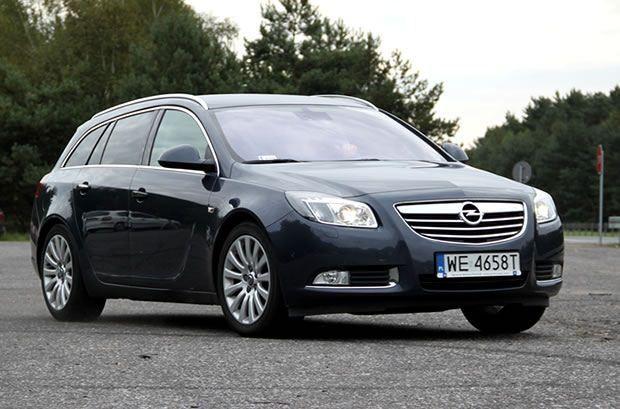 Test: Opel Insignia 2.0 CDTI ecoFLEX
