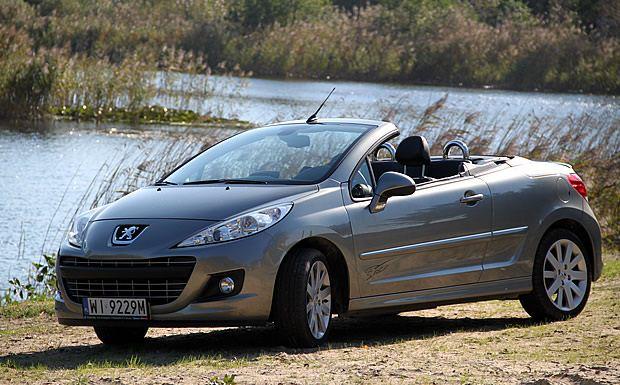 Peugeot 207 CC Test