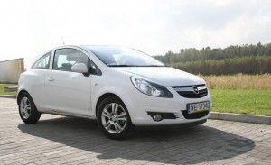 Test Opel Corsa 1.3 CDTI