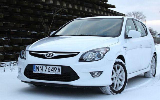 Test Hyundai i30 1.6 CVVT bluedrive