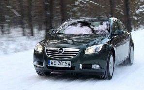 Opel Insignia 2.0 Turbo 4x4 - Test