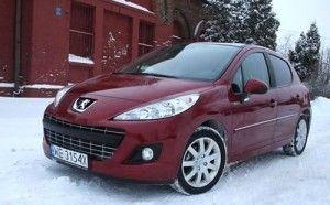 Peugeot 207 1.6 HDI test