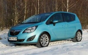 Opel Meriva 1.7 CDTI - test