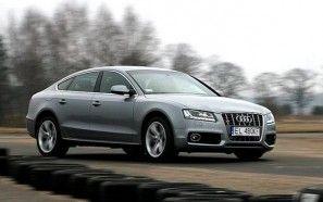 Test Audi S5 3.0 TFSI S-tronic Sportback