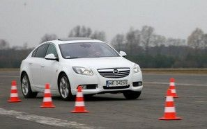 Opel Insignia 2.8 V6 Test