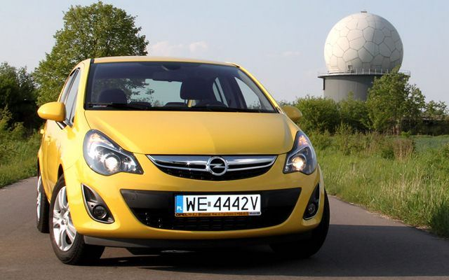 Opel Corsa 1.3 CDTI Test