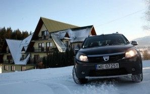 TEST Dacia Sandero 1.5 dCi