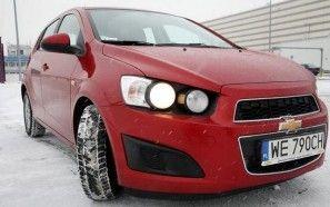 Chevrolet Aveo 1.3 D 95 KM