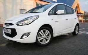 TEST Hyundaia ix20 1.6 CVVT