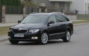 Test Skody Superb 2.0 TDI