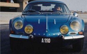 Renault Berlinette Alpine A110