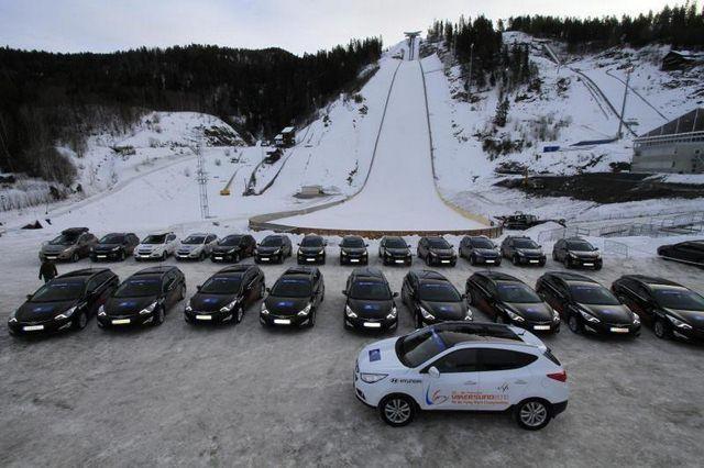 Hyundai Skoki narciarskie